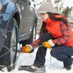 Snehové reťaze – dobrý spoločník aj na dámsku jazdu