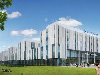 Nemocnica Penty v Bratislave už má stavebné povolenie