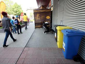 Zber triedeného odpadu má chyby, napriek tomu prináša výsledky