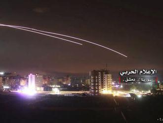 Izrael podnikol raketový útok na damaské letisko