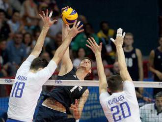 Volejbalový šampionát: V A-skupine Taliansko porazilo Argentínu