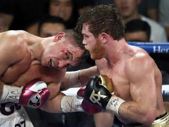 Golovkin prehral s Álvarezom, ktorý tak získal opasky WBA, WBC a IBO