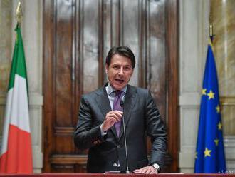 Popularita talianskej vlády je rekordne vysoká