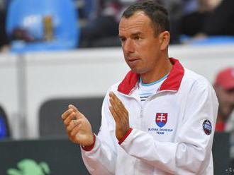 DAVIS CUP: Dominik Hrbatý o Bielorusoch: Je to nepríjemný súper