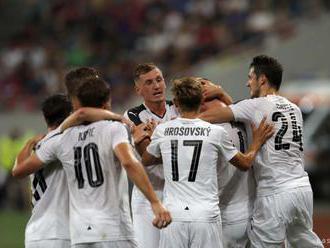Hrošovský si veril na penaltu a rozhodol v 87. minúte o výhre Plzne