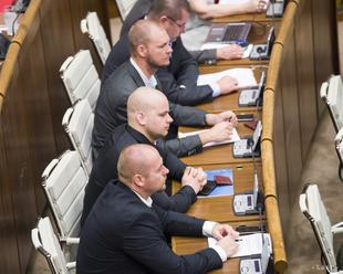 ĽSNS odmieta spájanie strany s aktivitami zadržaných mužov v Nitre