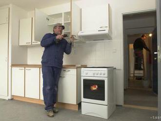 Rezort výstavby poskytol dotácie na obstaranie 171 náhradných bytov