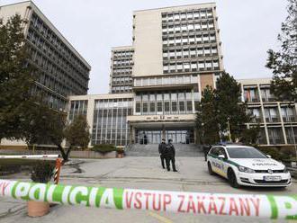 Návštevníci sa môžu so sprievodcom túlať po ústavnom súde v Košiciach