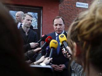 Konečné výsledky švédskych volieb naznačujú politickú neistotu