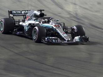 F1: Hamilton zvíťazil na VC Singapuru