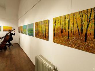 Výstava v mestskej galérii v R. Sobote predstaví tvorbu P. Rónaia