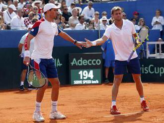 Chorváti vyhrali v Davis Cupe nad USA