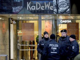 Lupiči v Nemecku ukradli v butiku za dve minúty tovar za 500.000 eur