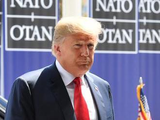 Trump dal zelenú clám na čínsky tovar v hodnote 200 miliárd dolárov