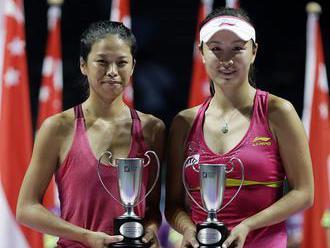 Singlový triumf Chsieh Su-wej z Taiwanu na turnaji WTA v Hirošime
