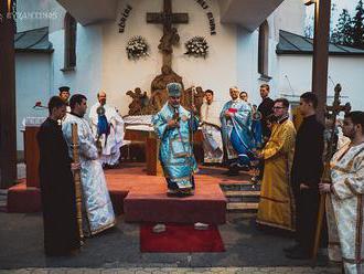 Na košickej kalvárii slávili spomienkovú liturgiu