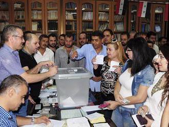 V Sýrii sa konajú prvé komunálne voľby od roku 2011
