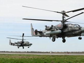 V Rusku sa objavia bezpilotné bojové vrtuľníky