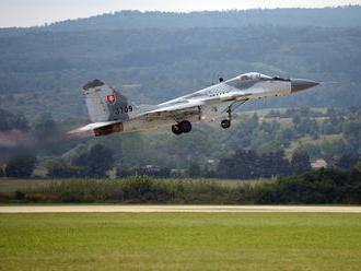 Ministerstvo obrany analyzuje, ako bude po 2019 zabezpečená obrana vzdušného priestoru