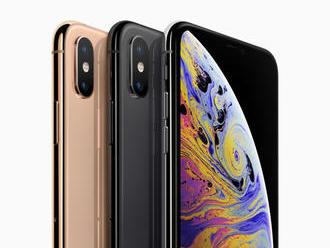 iPhone XS a XS Max sa dostanú do predaja o týždeň, obchody už spustili predobjednávky