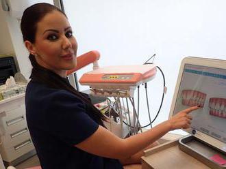 Rozhovor so stomatologičkou Luciou Pitekovou: Nepokazte si úsmev