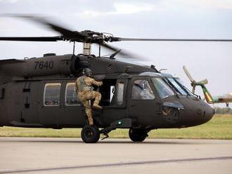 Minister obrany priblížil vyzbrojenie vrtuľníkov i projekt 8x8