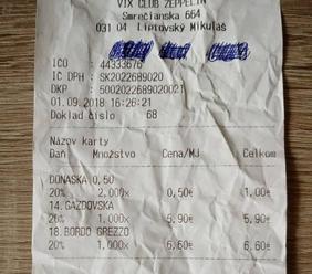 FOTO Barbora si objednala pizzu, pri pohľade na účet nechápala: Takto krásne so mnou vybabrali!