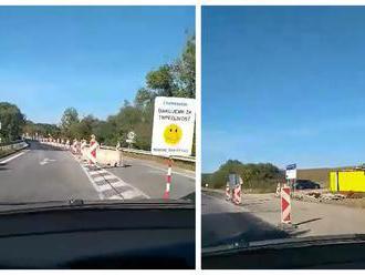 Vodiči na ceste do Košíc sú s nervami v koncoch: VIDEO smutného príkladu reality na Slovensku!