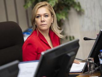 Ministerka Saková odíde do Nemecka: Diskutovať sa tam bude o únose Vietnamca