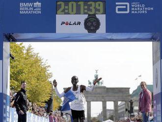 Klobúk dole. Padol nový svetový rekord v maratóne