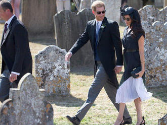 Striktné pravidlá kráľovského paláca: Čo nosí Meghan Markle pod sukňou?