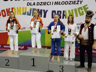 Džudisti z Lokomotívy na prvej súťaži v roku 2019 v Poľsku