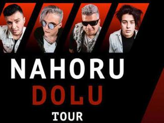 VIDEO: Sendwitch lákají koncertním klipem  Nahoru dolu  na své jarní turné