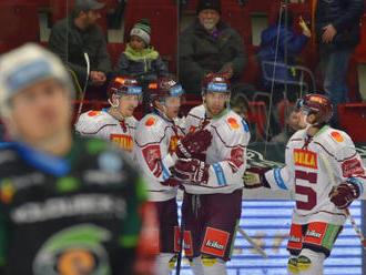 Karlovy Vary prohrály se Spartou 1:4 a neuspěly posedmé za sebou