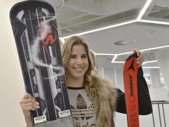 Ledecká dá přesnost MS na lyžích před snowboardem