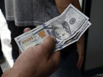 Spotrebiteľské ceny v USA v decembri klesli prvýkrát za 9 mesiacov