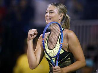 Šarapovová deklasovala Dartovú a postúpila do 2. kola Australian Open