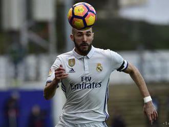 Benzema si proti Betisu zlomil ruku a rozšíril maródku Realu Madrid