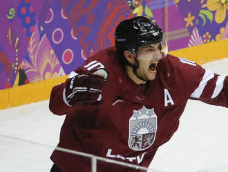 KHL: Darzinš nahradí na All Star víkende zraneného Vidella
