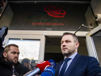 P. Pellegrini: Za podporu M. Šefčoviča budem všetkými desiatimi