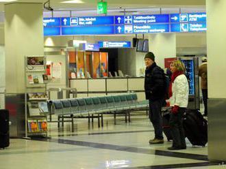 Štrajk bezpečnostného personálu zasiahne až osem letísk v Nemecku