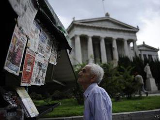 Grécky štátny rozpočet skončil s primárnym prebytkom 3,162 mld. eur