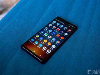 Samsung rieši problém s aktualizáciou Galaxy Note 9 na Android 9 Pie