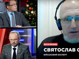Ukrajinský plukovník v zálohe Svjatoslav Stecenko o neakcieschopnosti svojej armády