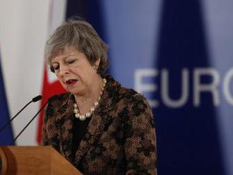 Analytik: Zamietnutie brexitového plánu môže viesť k odchodu z EÚ bez dohody