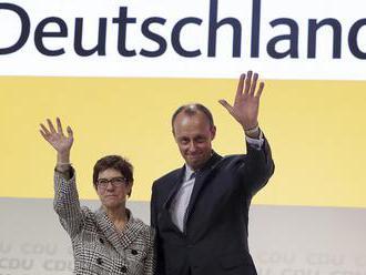 Friedrich Merz odmietol ponuku od Kramp-Karrenbauerovej na spoluprácu. Musela byť pre neho len výsme