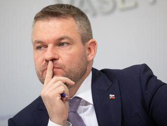 Pellegrini: Za podporu Maroša Šefčoviča budem všetkými desiatimi