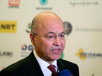 V Iraku rokujú jordánsky kráľ aj šéf francúzskej diplomacie