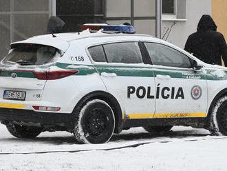 Na policajnom oddelení v Košiciach preverujú oznámenie o bombe