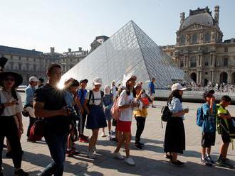 Louvre zaznamenal nejvyšší návštěvnost ze všech muzeí světa, pomohli Beyoncé a Jay-Z